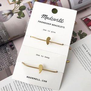 Madewell Friendship Bracelet Set